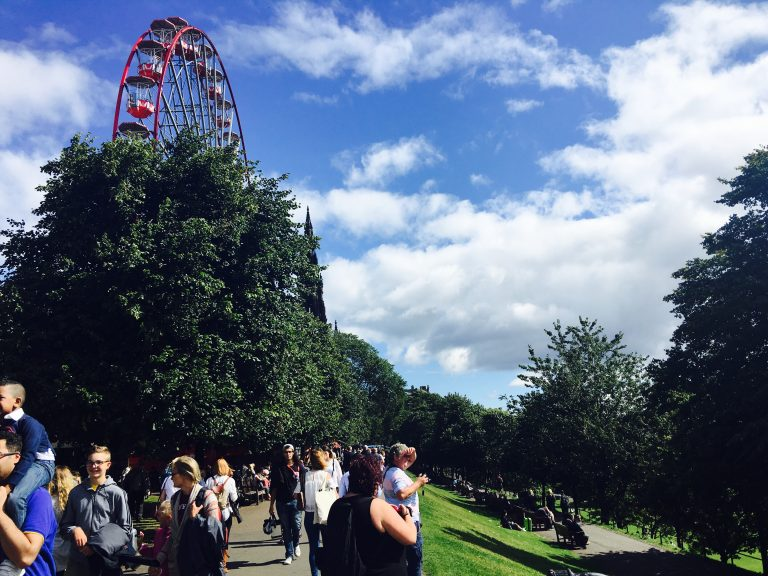 A Weekend at the Edinburgh Fringe Festival | Part 2 | Mummy Mimi