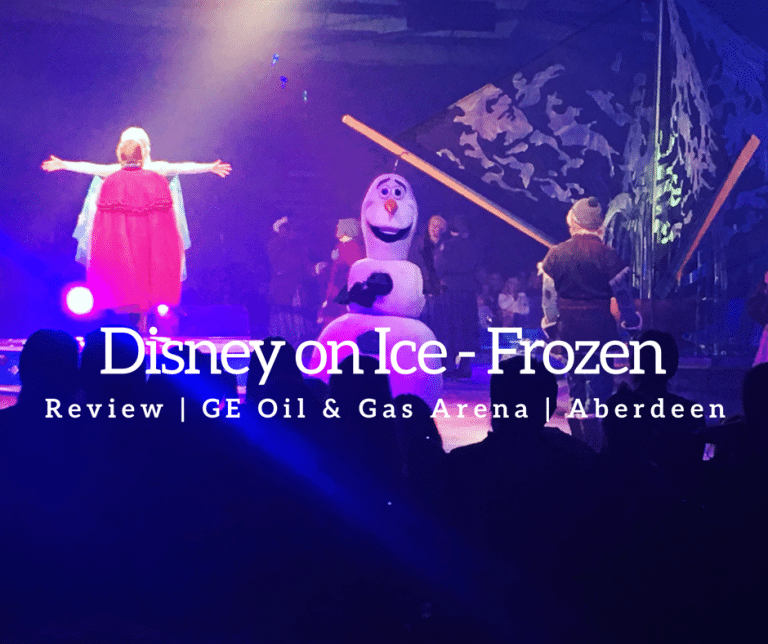 REVIEW | Disney on Ice presents Frozen, Aberdeen | Mummy Mimi