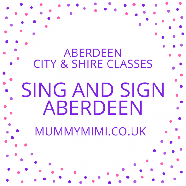 Classes | Sing and Sign Aberdeen | Mummy Mimi