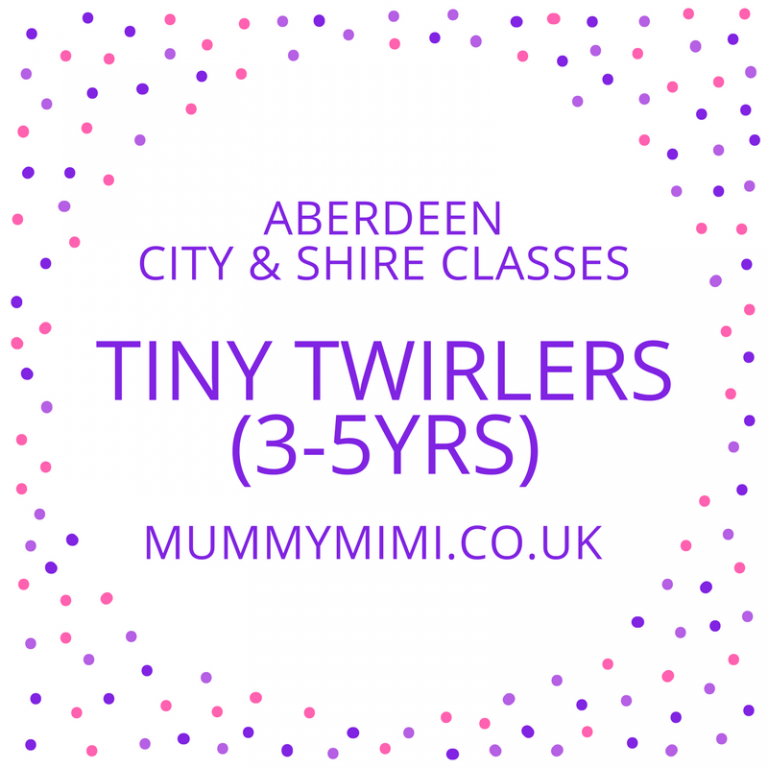 Classes | Tiny Twirlers (3-5yrs) | Mummy Mimi