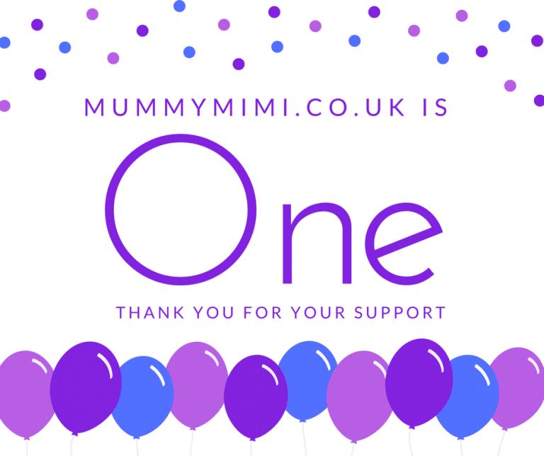 Mummy Mimi is One!