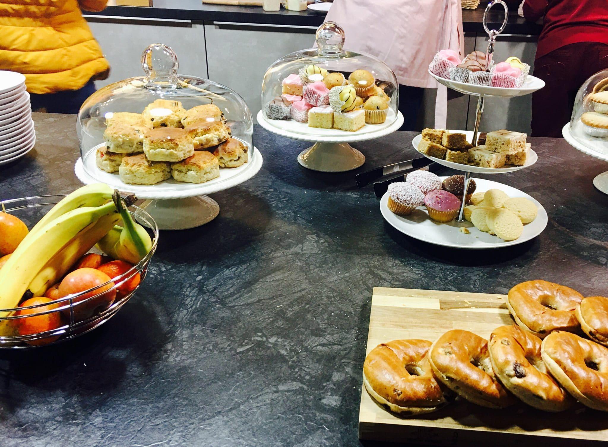 Tempo Aberdeen Cakes