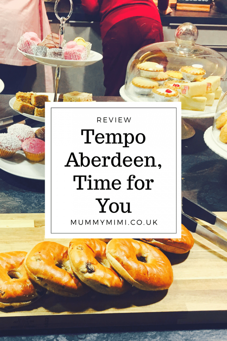 Review   Tempo Aberdeen, Time for You