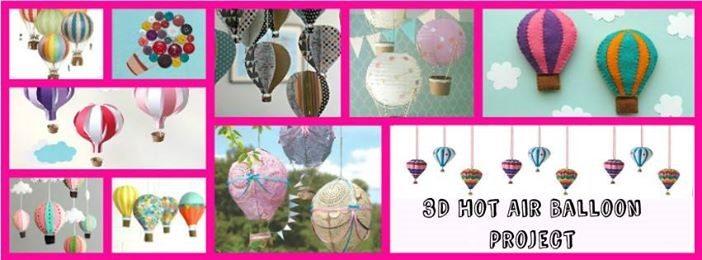 Aberdeen International Youth Festival Hot Air Balloon Project