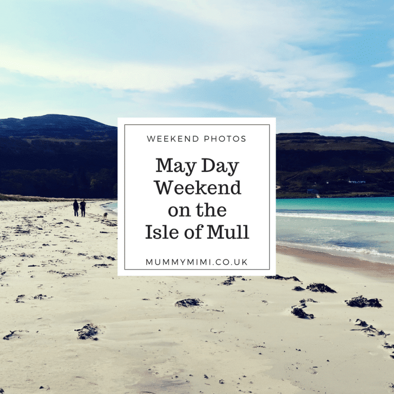Weekend Photos | Trip to the Isle of Mull