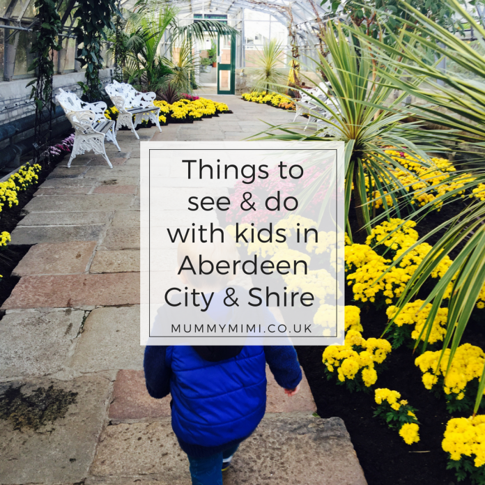 Things to see & do with kids in Aberdeen City & Aberdeenshire