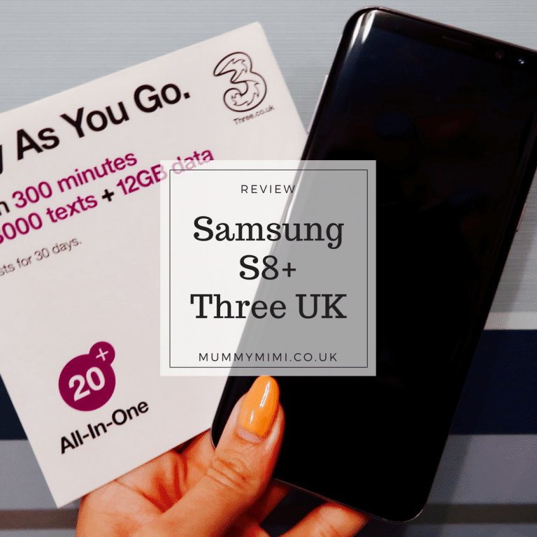 Review   Samsung Galaxy S8+ with Three UK