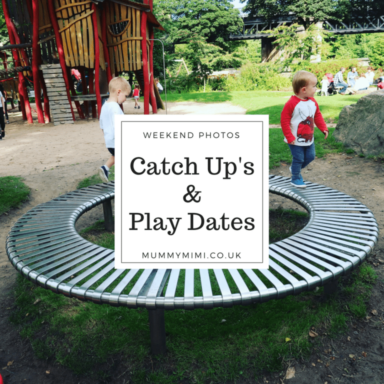 Weekend Photos & Vlog | Catch Ups & Play Dates