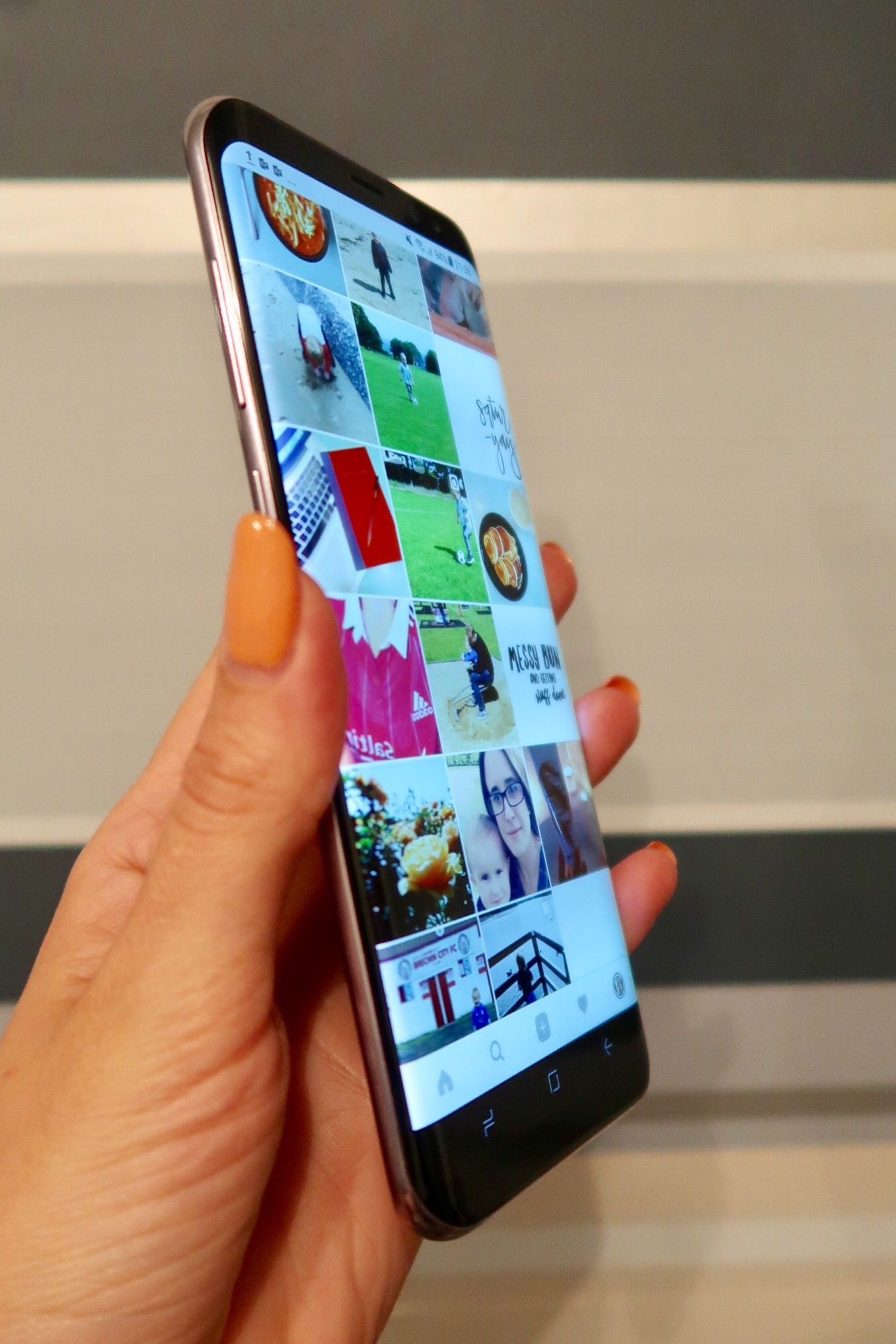 Review Samsung S8+ Three UK Blogger