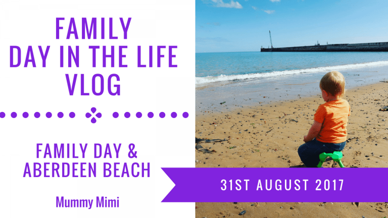 Day in the Life Photos & Vlog | Family Day & Aberdeen Beach