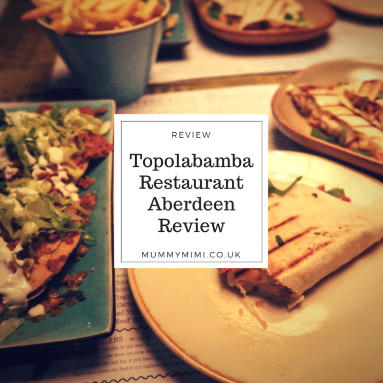 Review | Topolabamba Restaurant Aberdeen