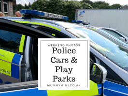 Weekend Photos & Vlog | Police Cars & Play Parks Aberdeen