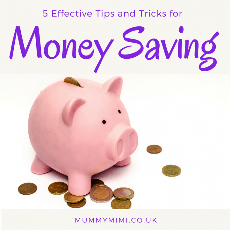 5 Effective Tips and Tricks for Money Saving