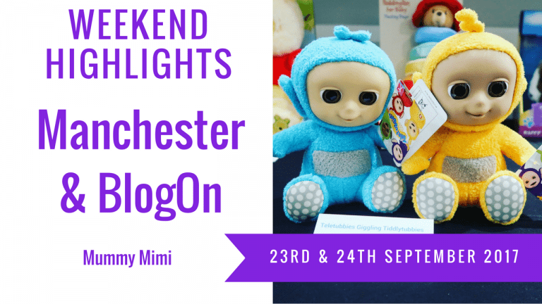 Weekend Highlights Vlog | Manchester and BlogOn