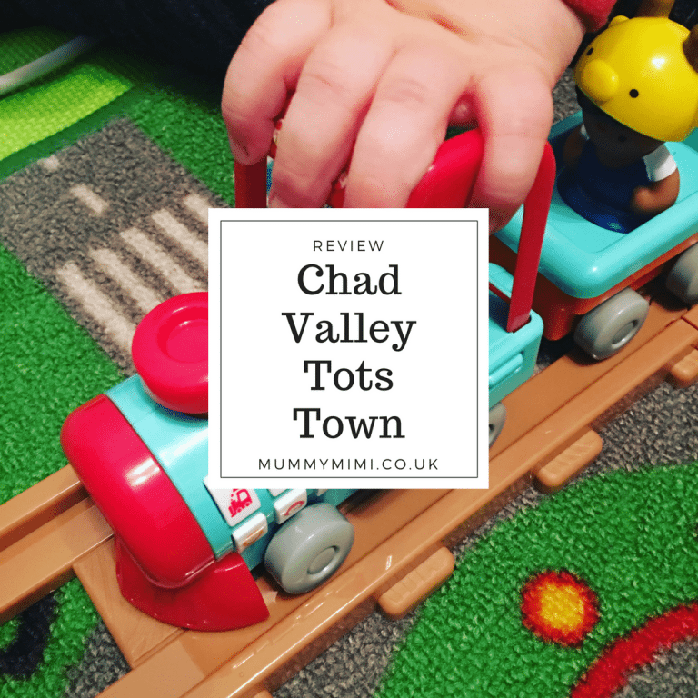 Review   Chad Valley Tots Town Play Sets