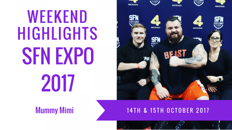 Weekend Highlights Vlog | SFN EXPO 2017