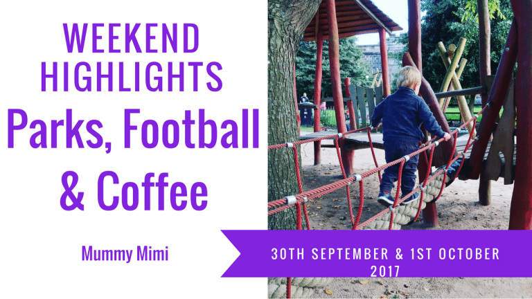 Weekend Highlights Vlog | Parks, Football & Coffee