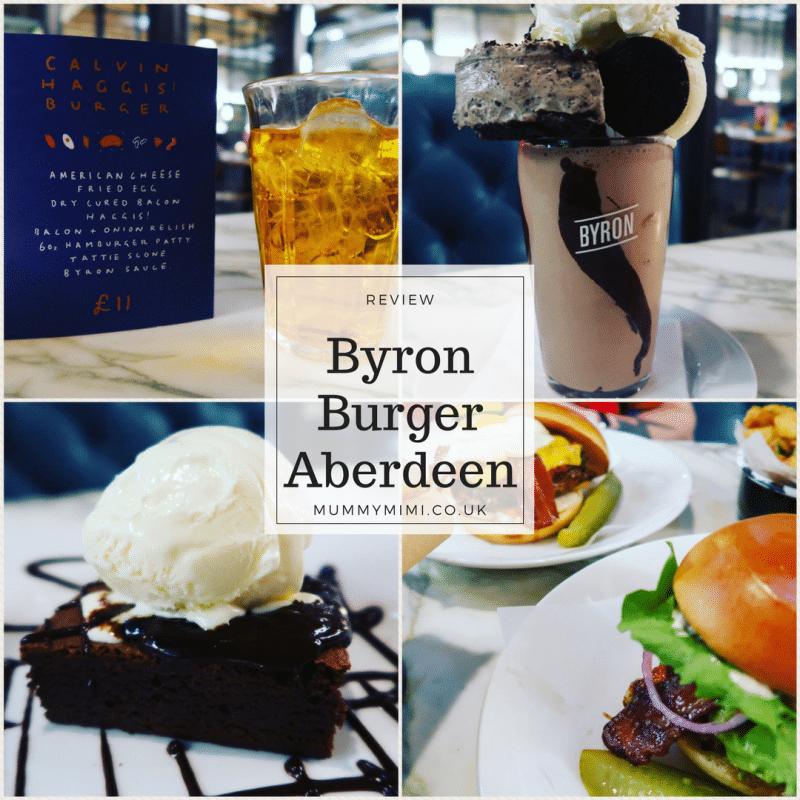 Review | Byron Burger, Aberdeen