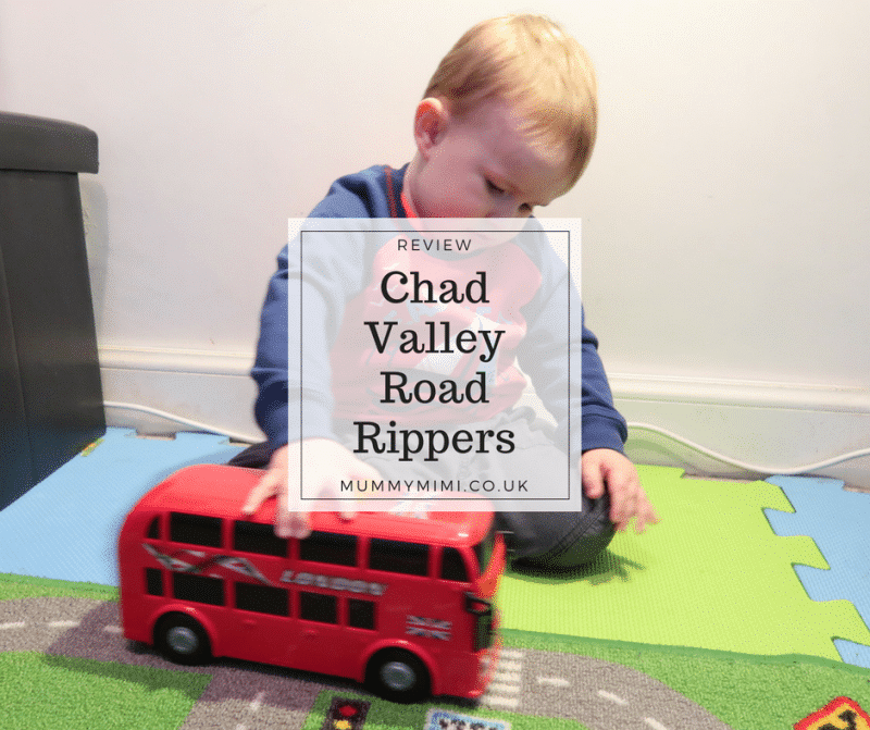 Review | Chad Valley Road Rippers