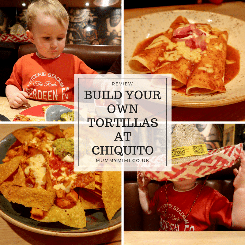 REVIEW | BUILD YOUR OWN TORTILLAS AT CHIQUITO
