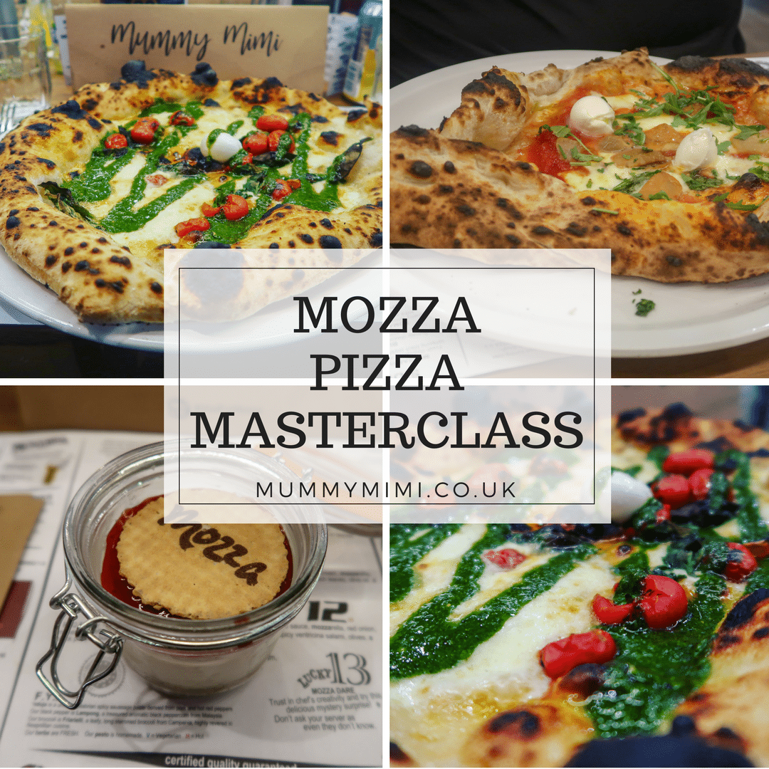 AUTHENTIC NEAPOLITAN PIZZA AT MOZZA, UNION SQUARE ABERDEEN