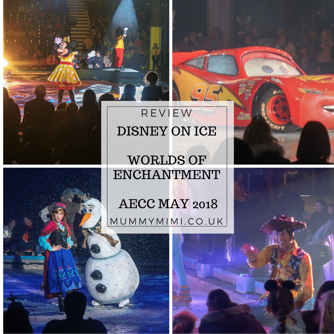 REVIEW | DISNEY ON ICE WORLDS OF ENCHANTMENT, ABERDEEN EXHIBITION & CONFERENCE CENTRE MAY 2018