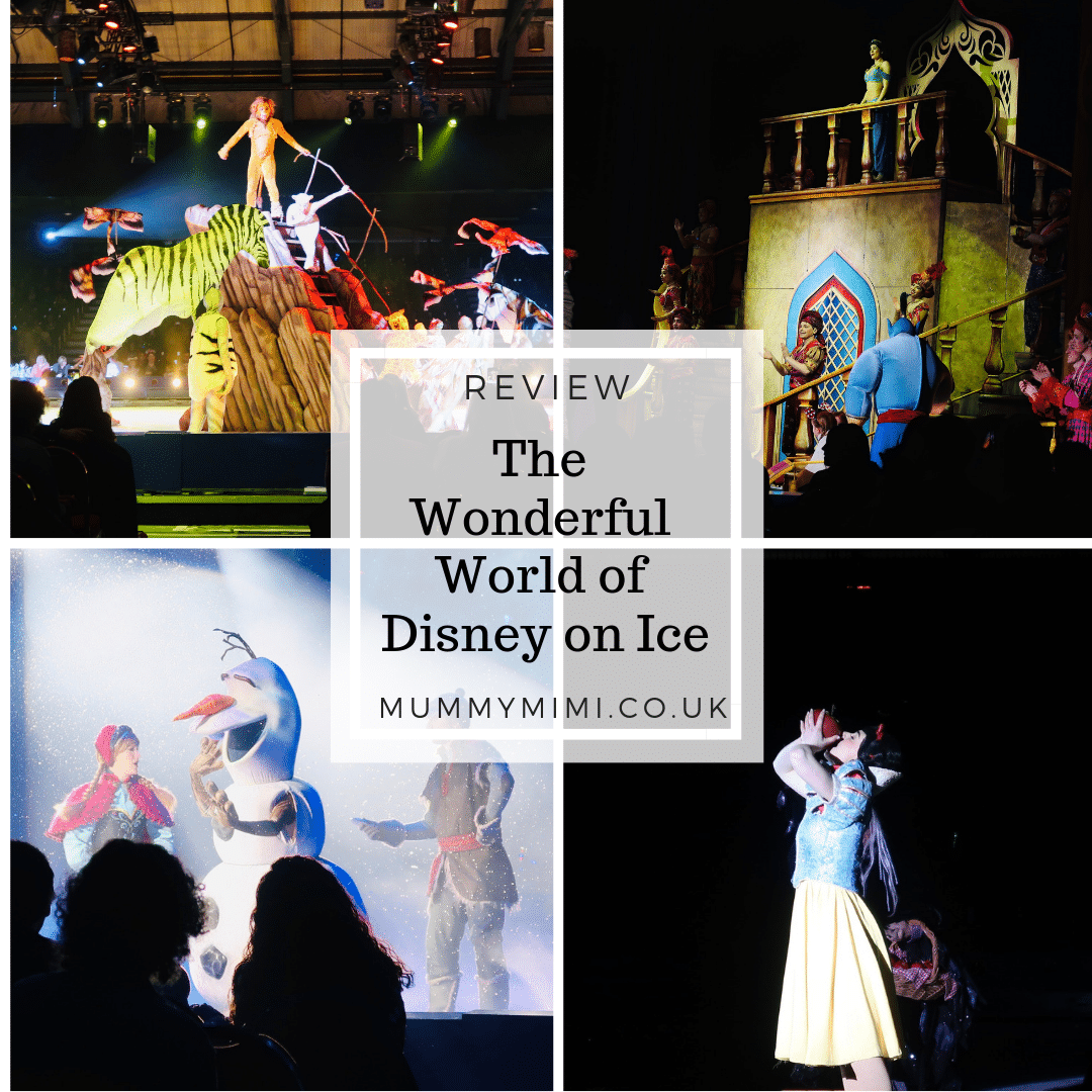 REVIEW | The Wonderful World of Disney on Ice