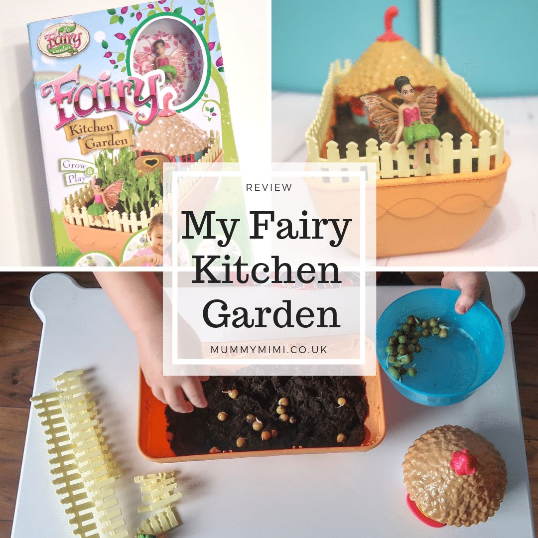 REVIEW: My Fairy Kitchen Garden