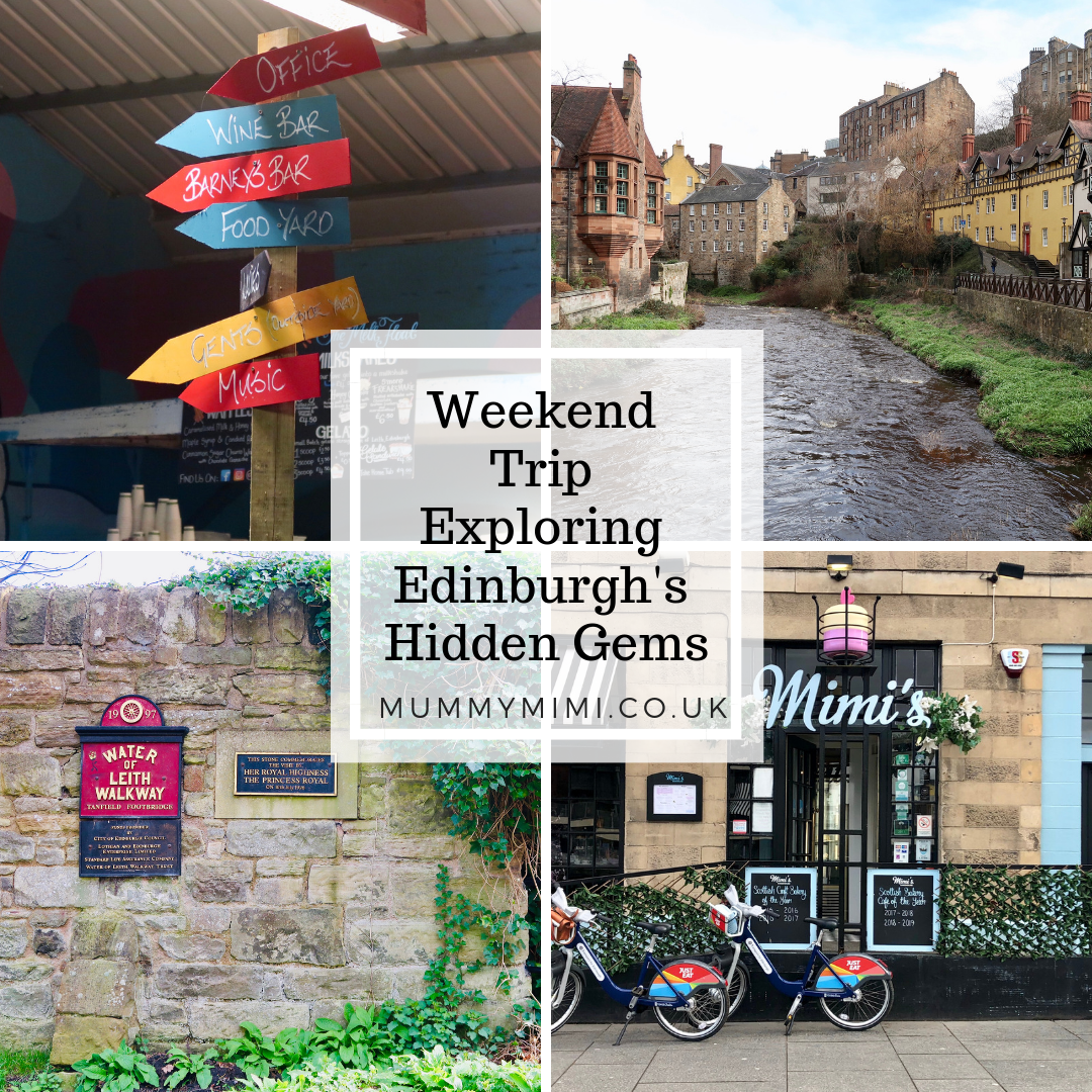 Weekend Trip – Exploring Edinburgh's Hidden Gems