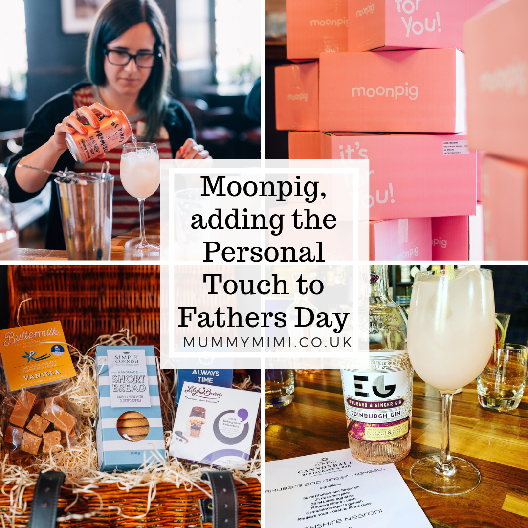 Moonpig, adding the Personal Touch to Fathers Day